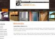 Desarrollador de paginas web