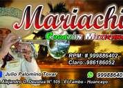 mariachi corazon mexicano