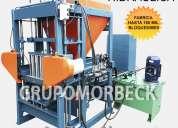 MÁquinas bloqueras hidraulicas