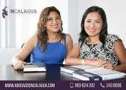 Abogados servicios para empresas mype pyme - miraflores - ncalagua abogados
