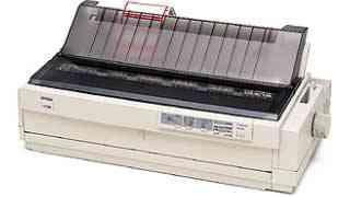 Vendo Impresoras Epson 2180, Planilleras de Ocasion