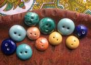 Botones de ceramica 100% nacionales