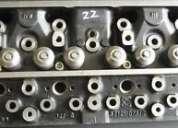 Culata usada para retroexcavadora cat 416 ó 420 con motor perkins 3054 y turbo