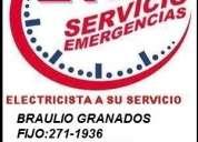 Electricista capacitadoservicio electrico 991473178 - 971654372