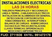 Electricista lima servicios electricos 24h 971654372 - 991473178
