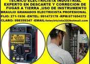 Electricista san miguel,lince,magdalena,jesus maria 971654372
