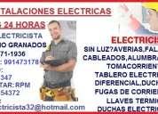 ELECTRICISTA BARRANCO, LINCE DOMICILIO TOMACORRIENTE 991473178 - 835*9347