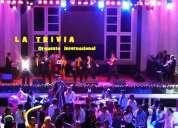 Orquesta matrimonio, orquesta la trivia música variada <orquesta para  matrimonios> #grupo mu