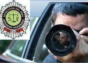 Detective profesional - investigador