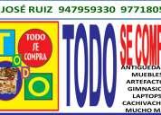 Se compra de todo y antiguedades sr. jose ruiz 947959330