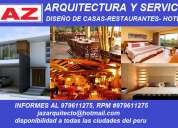Arquitectos e ingenieros jaz, chiclayo, jaen, bagua grande, chachapoyas, cajamarca, chota