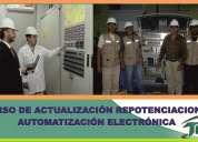 Curso automatizacion industrial y control