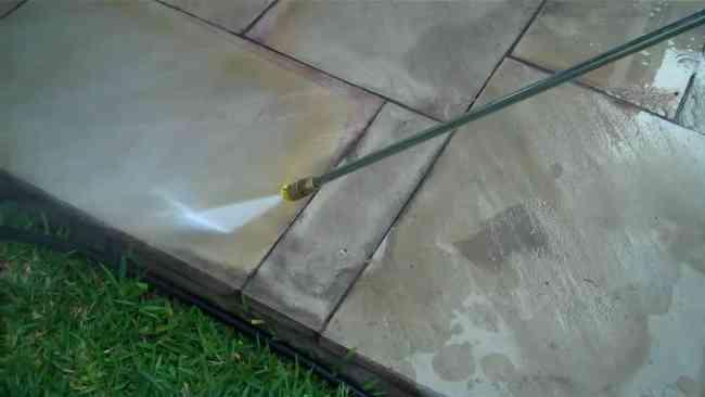 limpieza de laja ,mantenimiento y refaccion de piedra laja