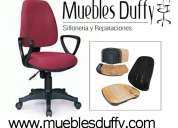 ReparaciÓn de silla de oficina muebles duffy- lima peru