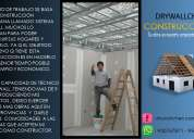 Construcciones drywall - lima - 930767871