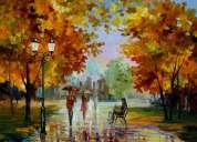 Decore su entorno con bellas obras de arte.
