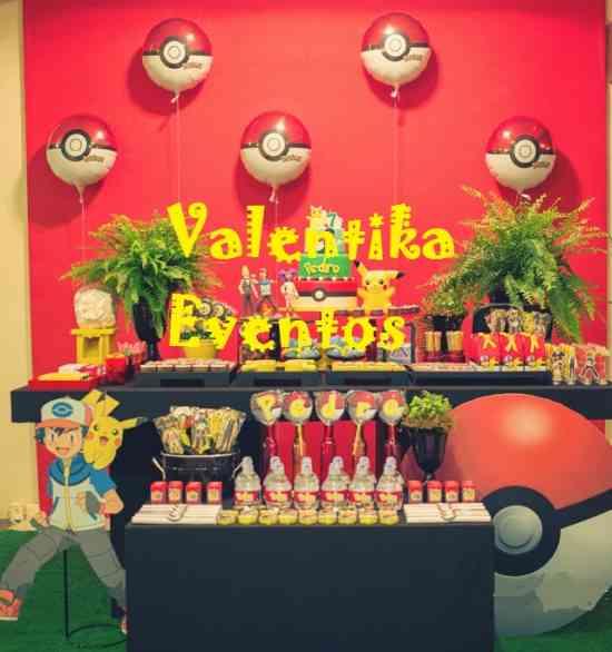 Pokemon go decoraciones para fiesta images pokemon images for Decoraciones para fiestas