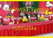 Minnie  mouse  fiestas  temáticas   para eventos  infantiles en  lima