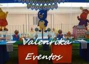Backyardigans ,decoraciones temáticas  para eventos  infantiles