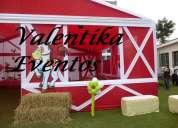 Fiestas  infantiles  de granja - granjita  de animales, decoraciones  temáticas en lima