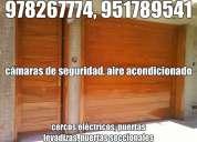 978267774, aire acondicionado chachapoyas, instalaciones eléctricas, cableado estructurado, cámara