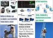 Instalacion y camaras de seguridad vigilancia chiclayo
