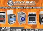 """Mantenimiento y reparacion de cocinas """" gas y electricas"""" - 4455168"""