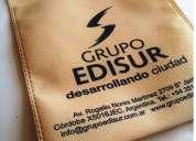 Bolsos ecologicos, bolsos publicitarios, bolsas personalizadas