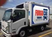 Fabricacion  de  furgones  frigorificos