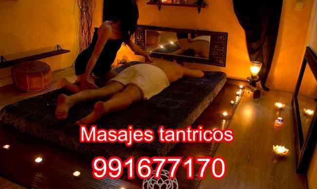 masajes tantricos sensitivos y sensuales