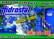 servicio técnico de bombas de agua * hidrostal * mantenimientos en lima perÚ 241-1687