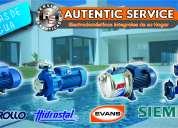 "Bombas de agua - mantenimiento - reparacion ""4455168"""