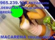 Ricotona macarena linda tetonita potoncita misma de las fotos ssolo de 5a 10 pm