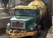 Alquiler camion mixer