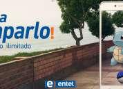 Entel telecomunicaciones sede-tarma y pichanaki requiere promotores de venta