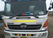 Excelente camion torton hino 500 modelo 26 26