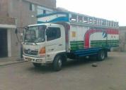 Lindo camion hino modelo 1017
