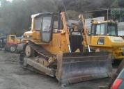 tractor cat d6r   2008