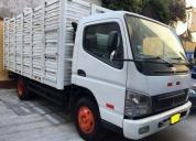 Excelente mitsubishi canter turbo 4 toneladas.