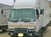 Vendo excelente camión bien conservado.