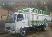 Excelente camión mitsubishi fuso fk 2015
