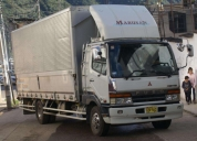 Venta de carroceria furgon