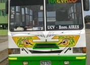 En venta microbus urbano aÑo 1981