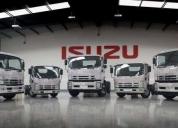 Excelente camiones isuzu nuevos