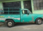 Vendo excelente camioneta isuzo