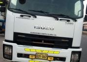 Lindo camion isuzu 2011 tres ejes ocasión
