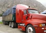 Excelente tracto camion