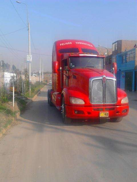 TRACTO KENWORTH T660, CONTACTARSE.
