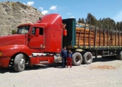 Excelente tracto camion kenworth t600 operativo