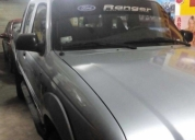 Excelente ford ranger xlt 4x4 turbo 2004 full
